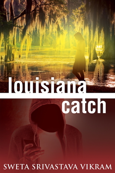 New Novel - Louisiana Catch - Order Now!