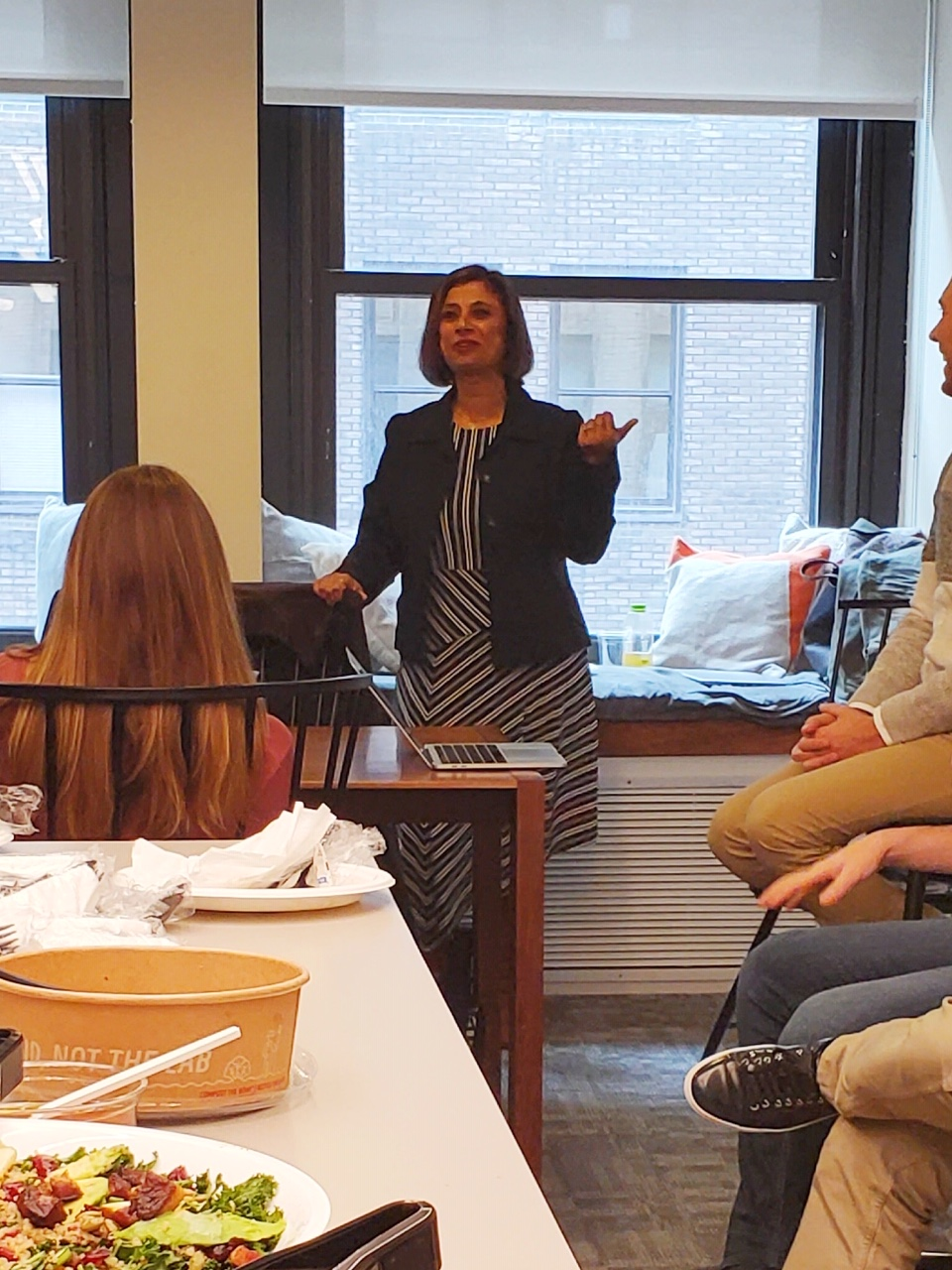 Talk at Primary, NYC on Stress Management for Entrepreneurs