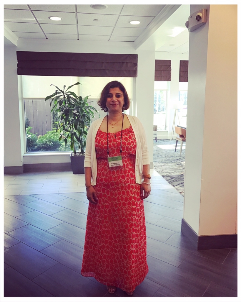 Speaker at the 22nd International Ayurveda Conference, Atlanta
