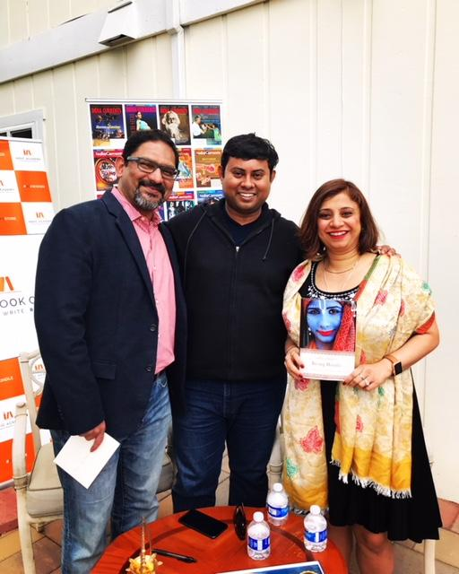 With best-selling author Hindol Sengupta, CA.