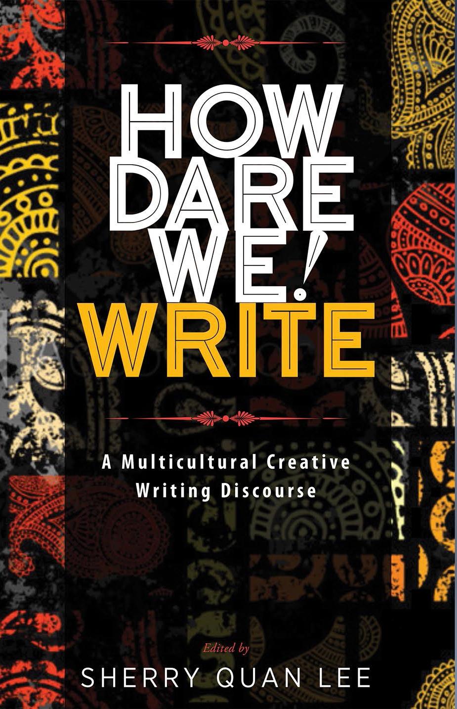 HOW DARE WE WRITE