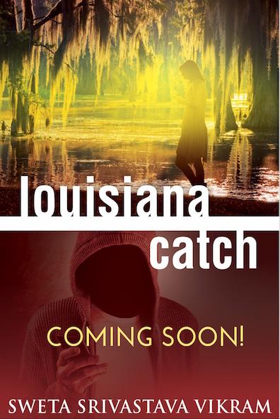 New Novel - Louisiana Catch - Coming Soon